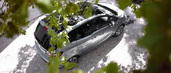 nouvel Opel Meriva restylé 2014.7