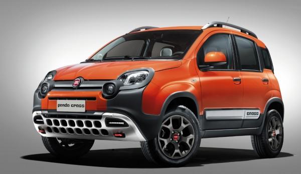Fiat Panda Cross.1