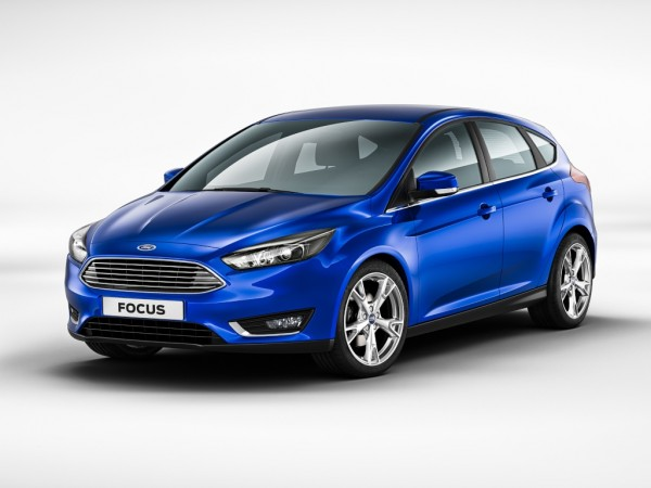 Photo Ford Focus Restylée 2 600x450 Genève 2014 : la Ford Focus soffre un lifting