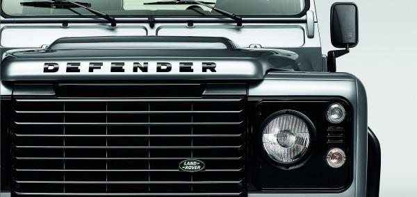 Land-Rover Defender Silver Pack et Black Pack.0