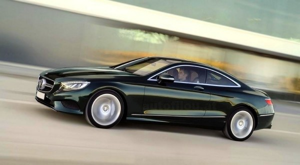 Mercedes benz Classe S Coupé 2015