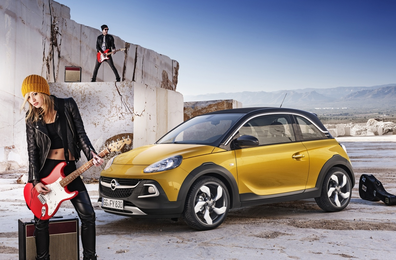 opel adam rocks la rock 39 n 39 roll attitude enfin presque blog automobile. Black Bedroom Furniture Sets. Home Design Ideas