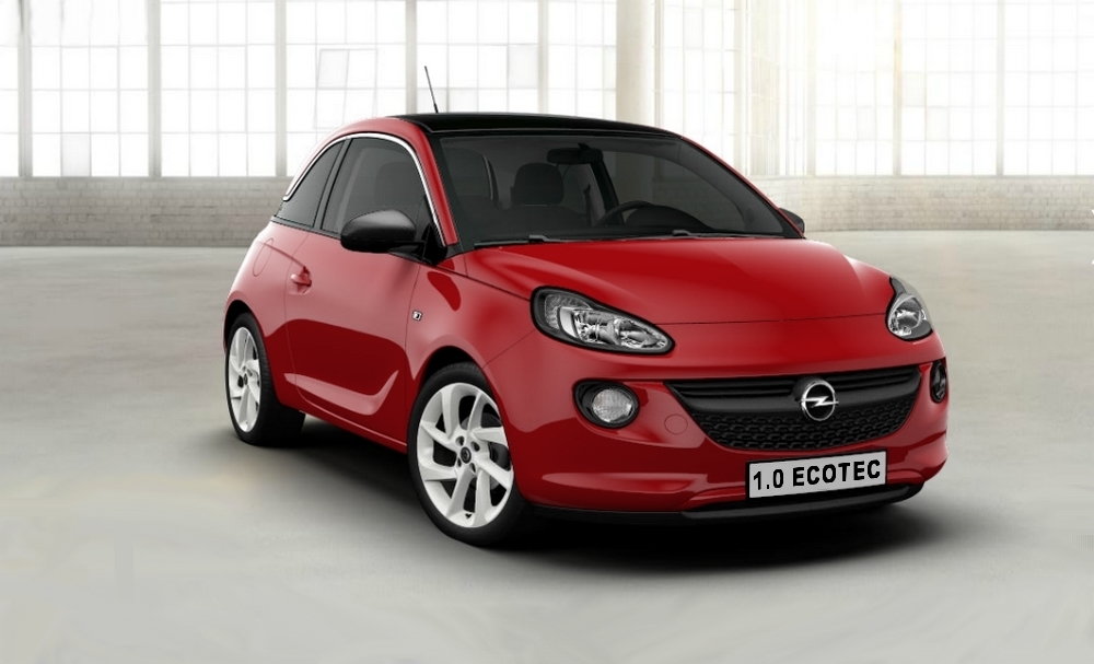 opel adam 2014 avec un nouveau moteur dedans blog automobile. Black Bedroom Furniture Sets. Home Design Ideas
