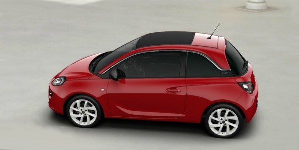 Opel Adam 1.0 L SIDI.3