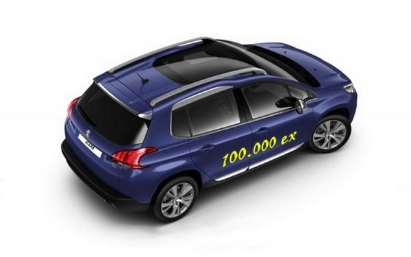 Peugeot - 100.000 ex du 2008