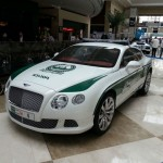 Aston Martin One 77, Mercedes SLS and Bentley Continental GT Coupe to join Dubai Police superfleet