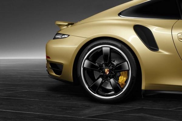 Porsche- 911 Turbo Gold by Porsche Exclusive.11