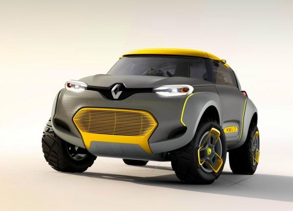 Renault Kwid Concept 2014.1