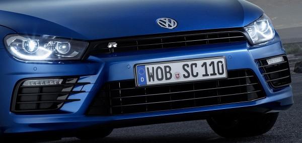 Volkswagen Scirocco.