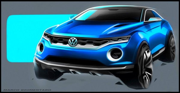 Volkswagen T-Roc 2014