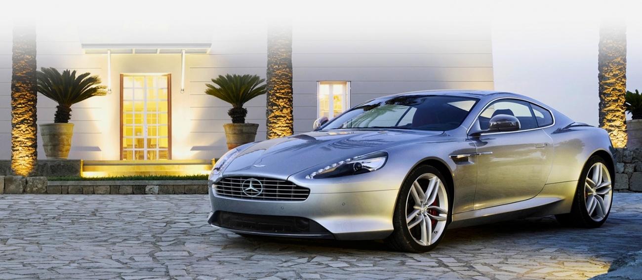 Aston Martin bientôt dans le giron de Daimler AG