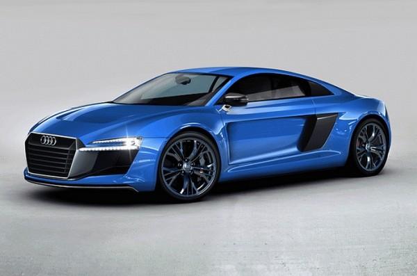 Audi R8 2015-2016