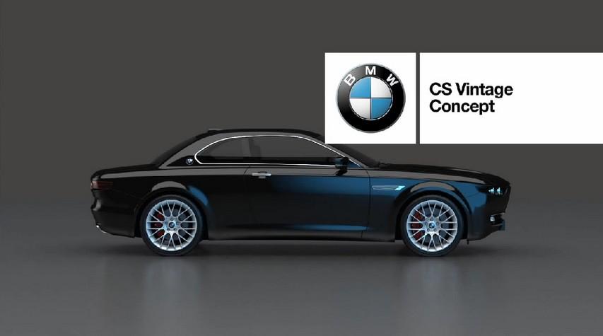 BMW CS Vintage Coupé Concept
