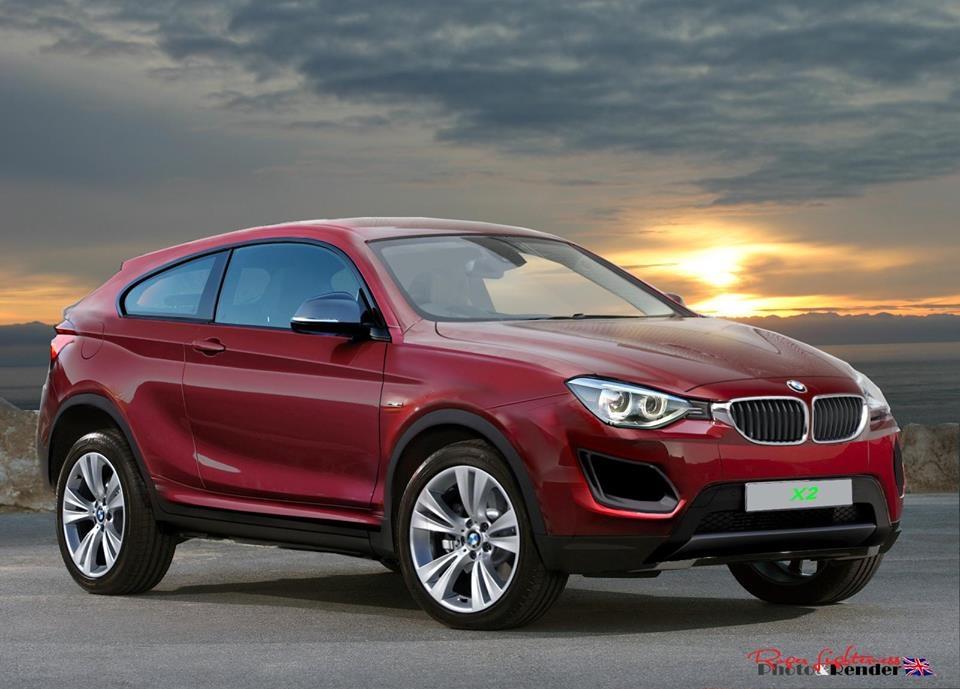 Bmw X2 Bon Pour Le Service En 2017 Blog Automobile