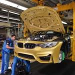 BMW la première M4 de série