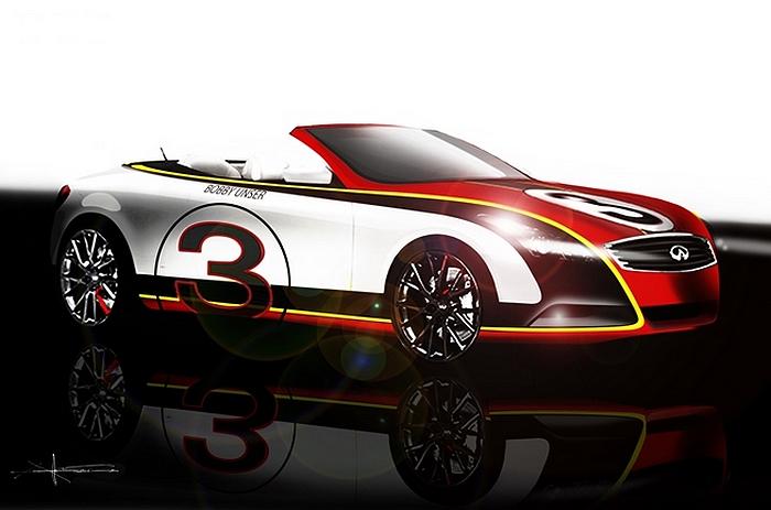 Infiniti Q60 Concept
