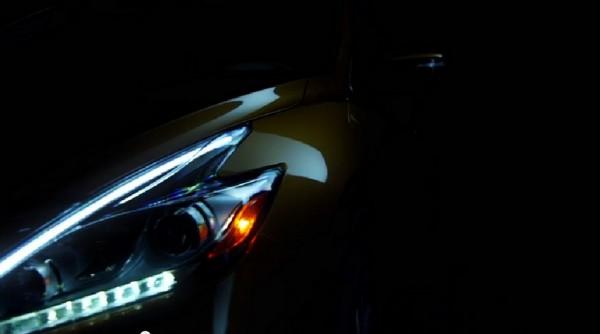 Nissan Murano 2015 Teaser