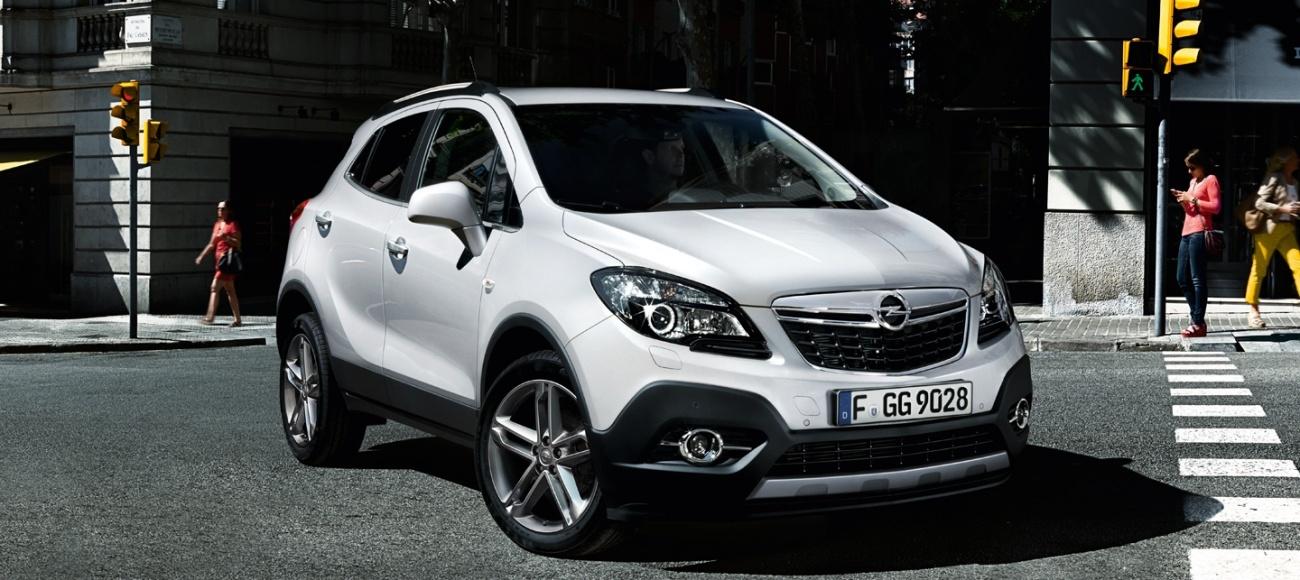 Opel Mokka - 200