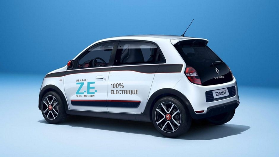Renault Twingo - pas de version électrique au catalogue