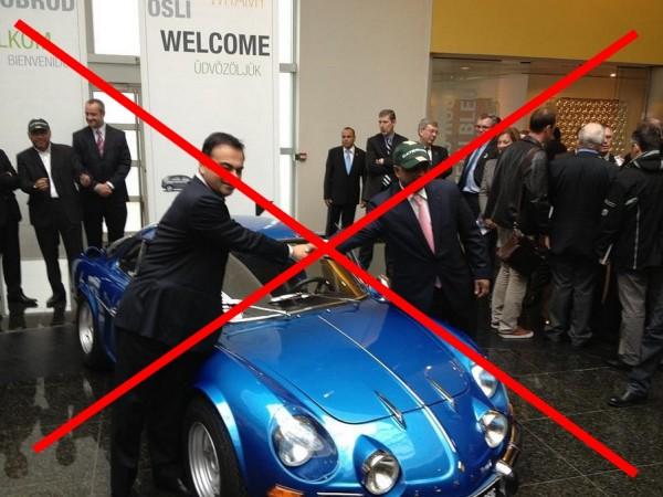 Renault et Caterham se séparent et suppriment la SAAC
