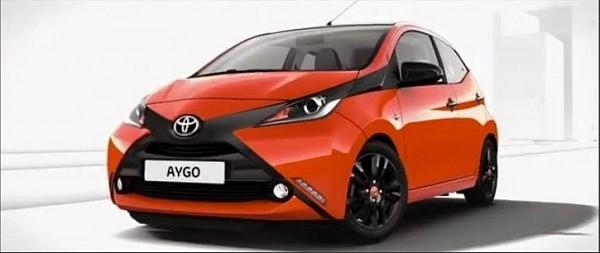 Toyota Aygo 2014.0