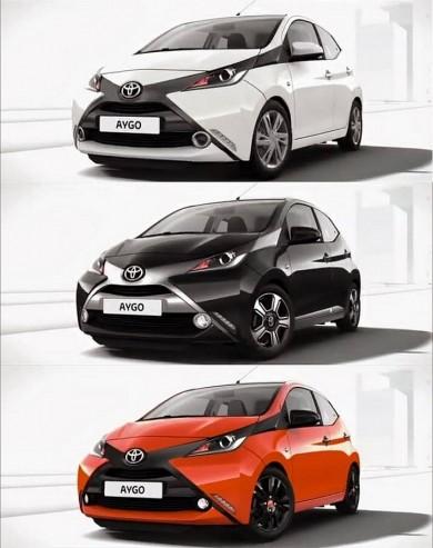 Toyota Aygo 2014.1