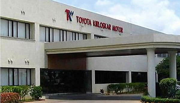 Toyota Kerloskar en Inde