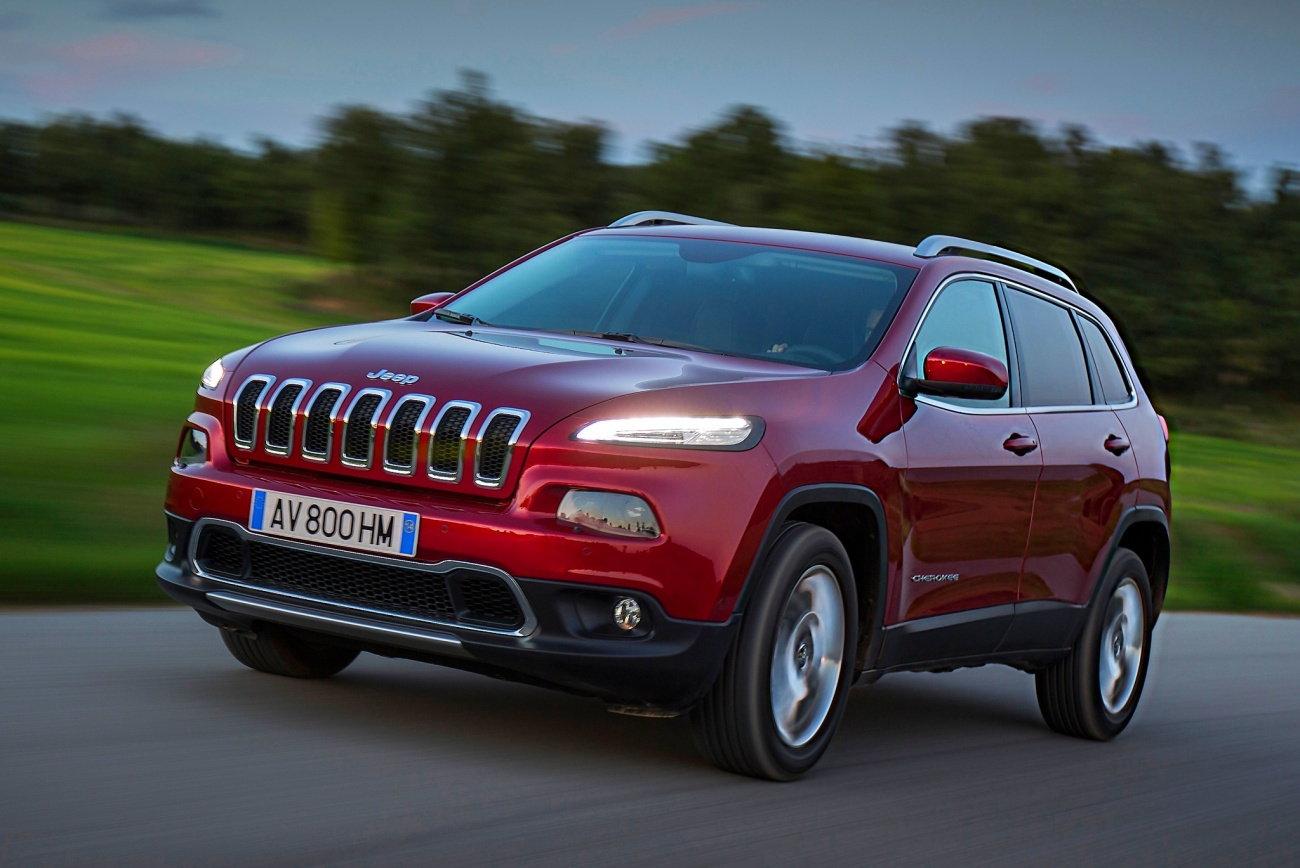 jeep cherokee limited spec-euro