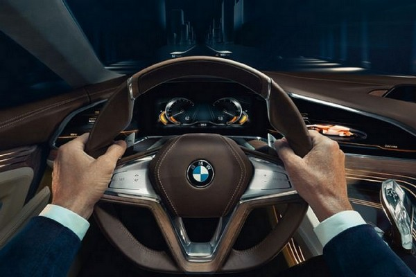 BMW Vision Future Luxury Concept - Beijing 2014.4