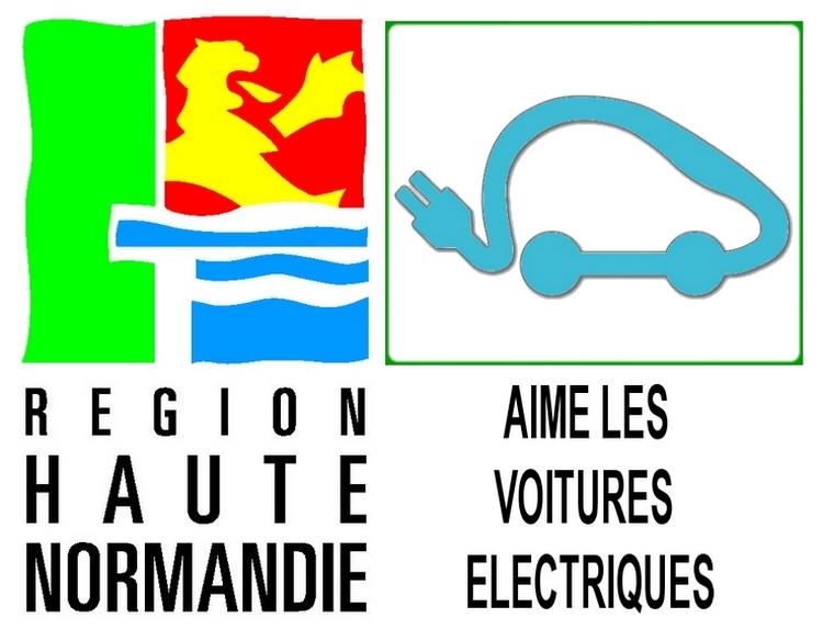La région Haute Normandie aime les voitures électriques