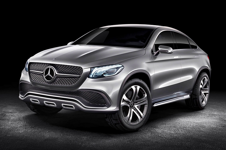 Mercedes Benz MLC