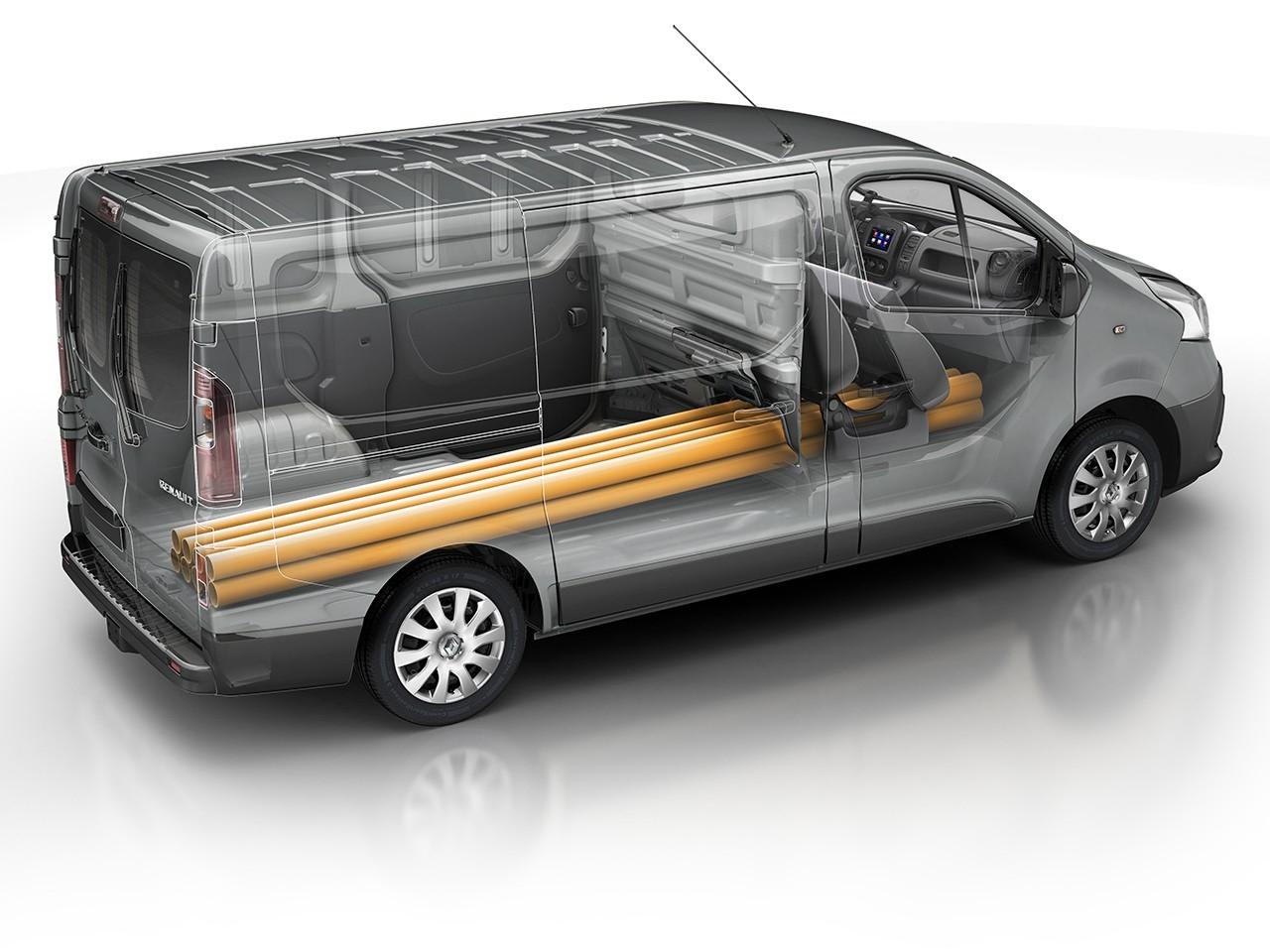 Photo Nouveau Renault Trafic 2015.2 600x450 Nouveau Renault Trafic