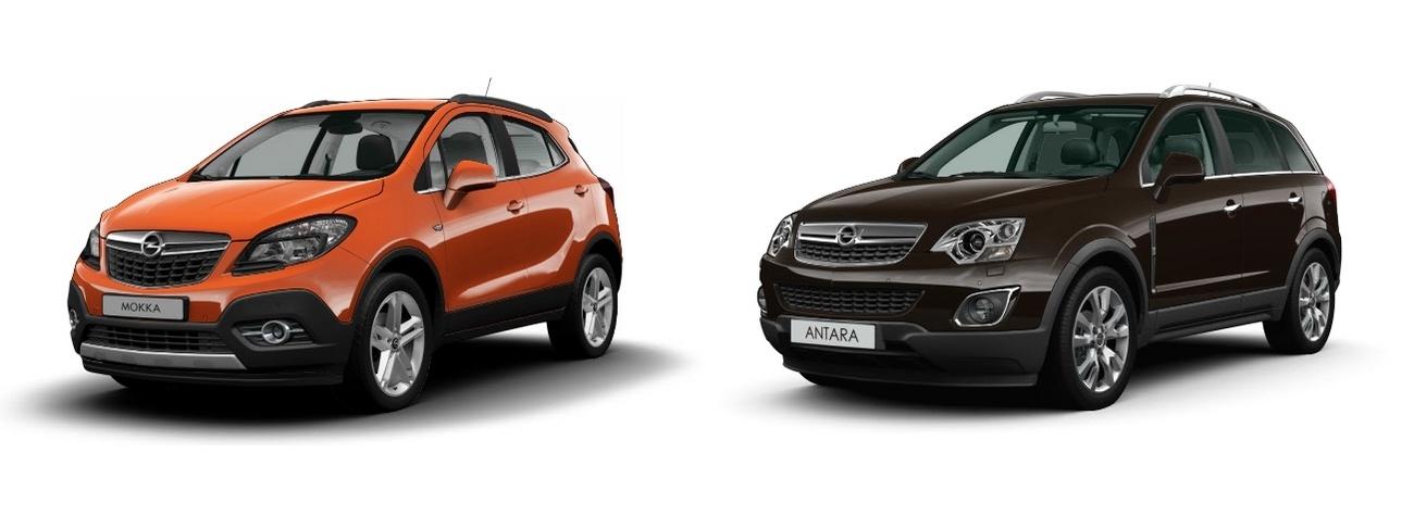 Opel va se recentrer sur les SUV