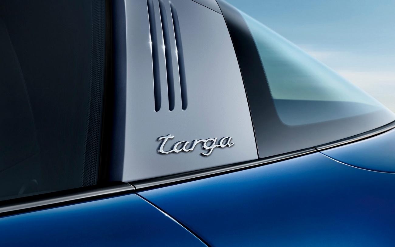 Porsche 911 4S Targa