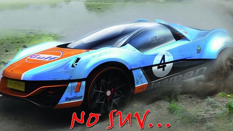 SUV McLaren, c'est non