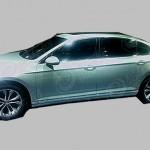 VW New Passat 2015