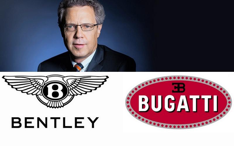W Dürheimer prend la tête de Bentley et de Bugatti