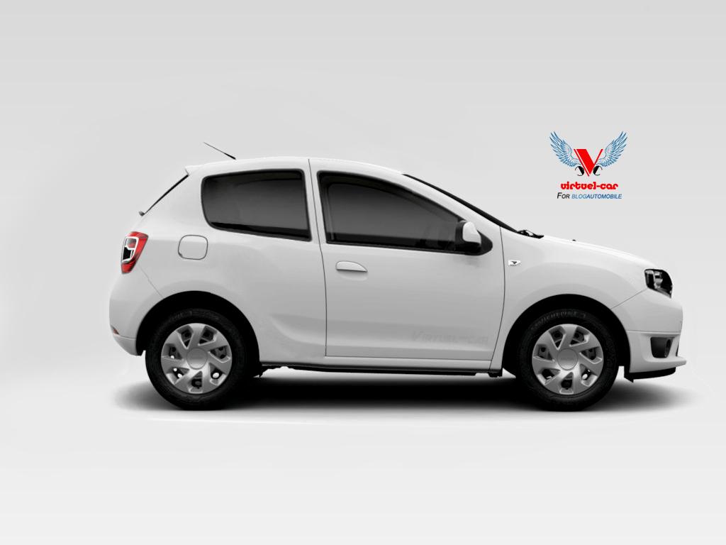 Mini Dacia : elle arrive …