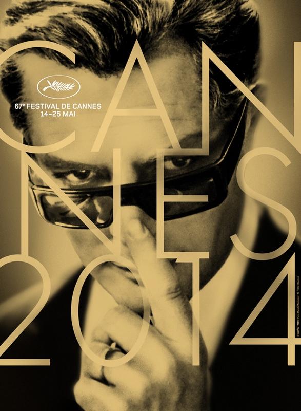 Affiche du festival de Cannes 2014
