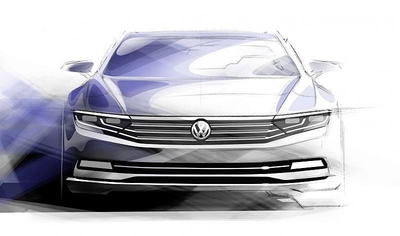 Volkswagen Passat VIII