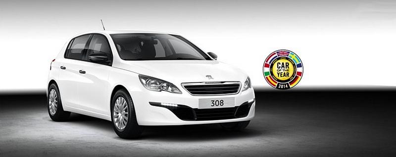 Peugeot 308 - plus de 94