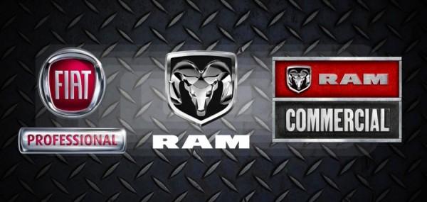 RAM-Fiat Professionnal logo