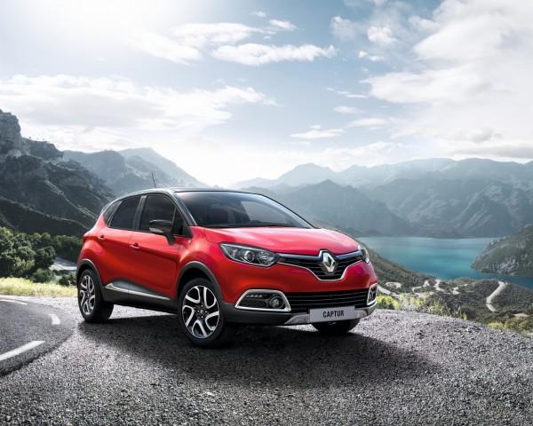 Renault Captur Helly Hansen Limited Edition.1