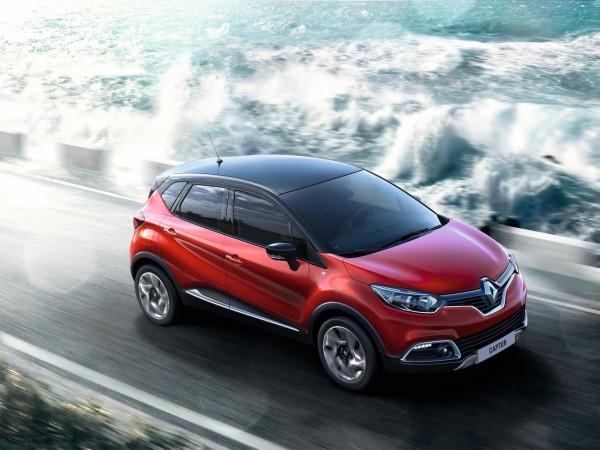 Renault Captur Helly Hansen Limited Edition.2