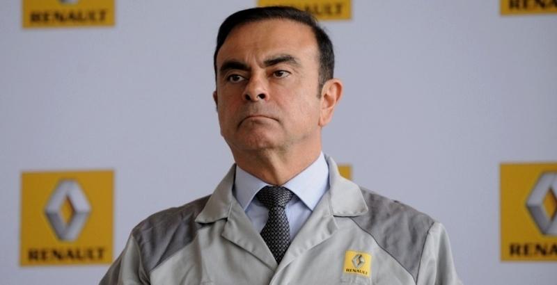 carlos-ghosn prolongé pour 4 ans -2014-2018