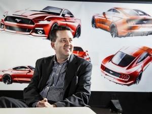 joel piaskowski devient patron du style de Ford Europe