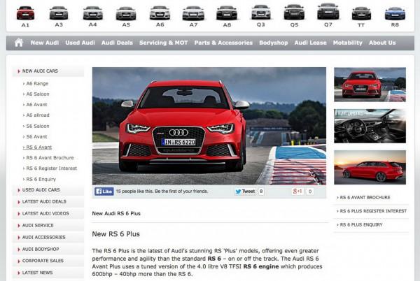 Audi RS6 Plus.2
