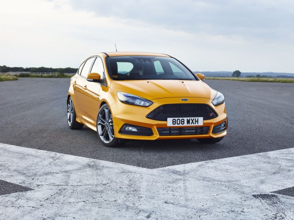 Ford Focus ST 2015.8