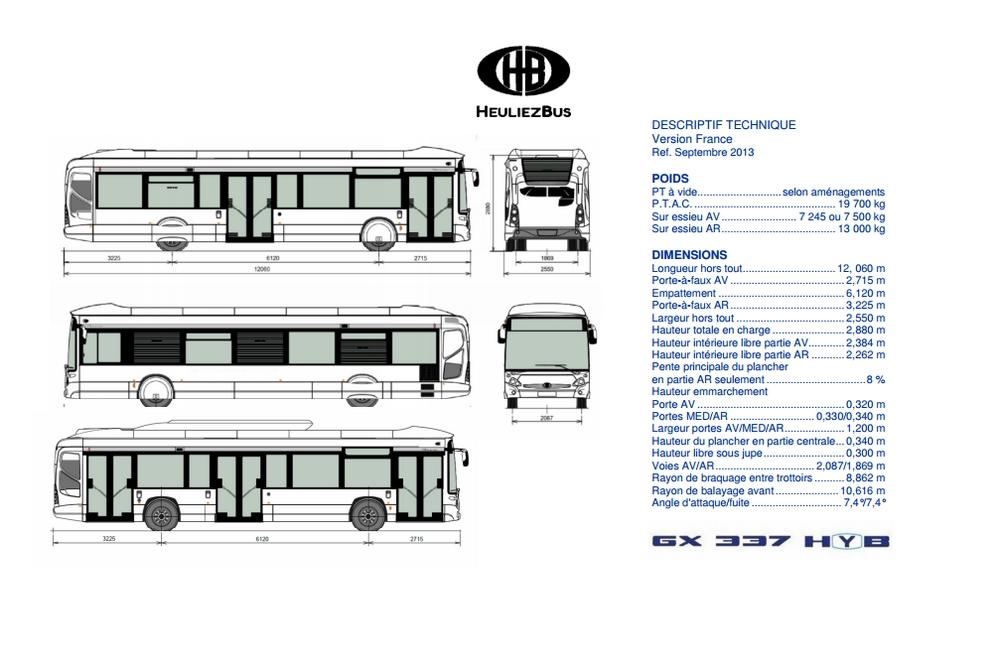 Heuliez GX337 Hybride