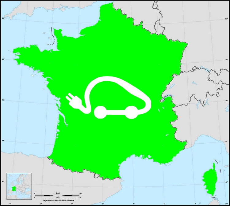 La France et les VE